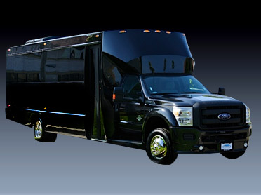 2014 ford f550 bus