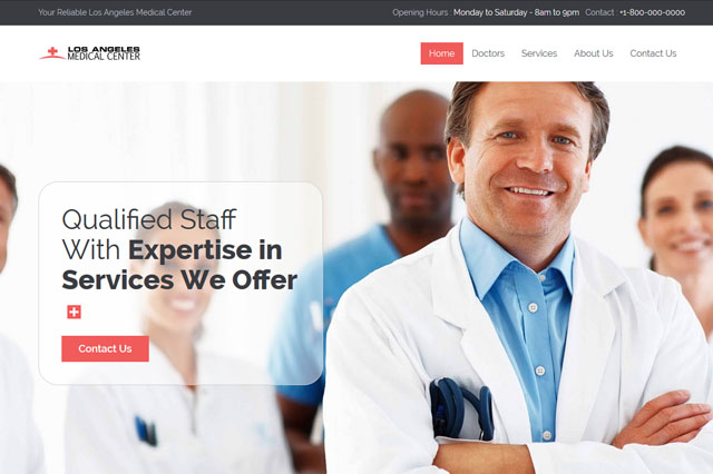 doctor web design